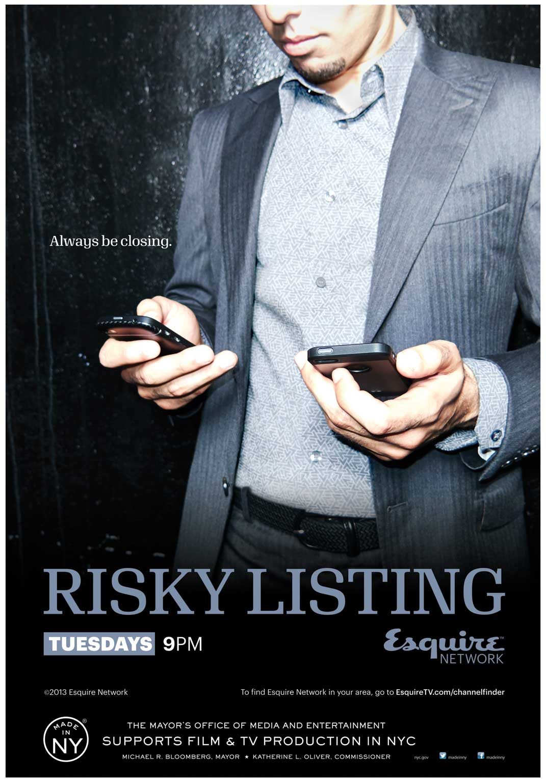 COMMISSIONS ESQUIRE RISKY 2